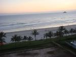 Mar lindo, lindo às 17.45h!